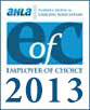 AHLA Emplover of choice 2013